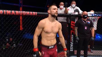 Gamrot wystąpi na nadchodzącej gali UFC? Polak potwierdził gotowość do walki