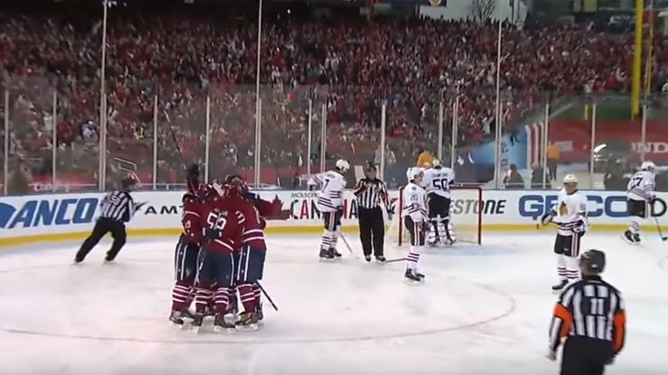 Inauguracja sezonu NHL w... Pradze?