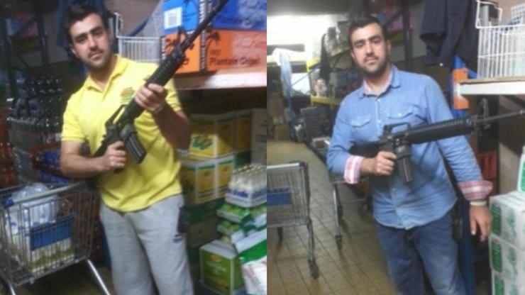 Planowali ataki terrorystyczne. Wpadli, bo robili zdjęcia z bronią