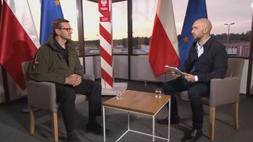 """Płot na granicy z Białorusią. Premier """"nie będzie nikogo pytał o zgodę"""""""