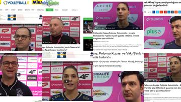 Puchar Polski siatkarek na ustach włoskich i tureckich mediów!