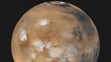 Brytyjski kartograf stworzył mapę Marsa