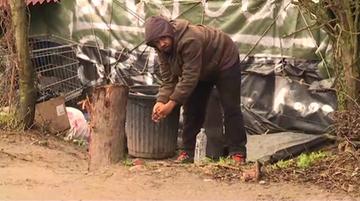 """""""Francuska dżungla"""" i """"obóz wstydu"""", czyli dramatyczna sytuacja w Calais"""