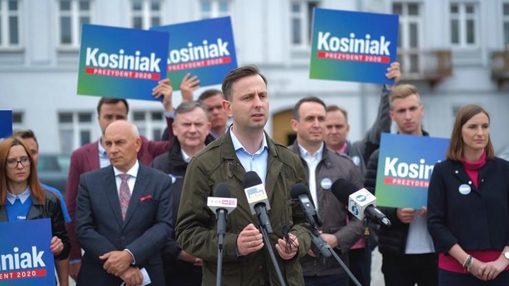 Kosiniak-Kamysz: dziś mamy polityczną wojnę domową
