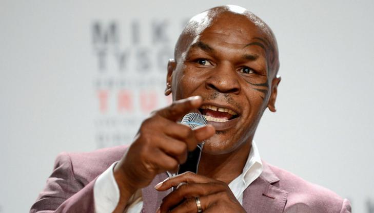Mike Tyson ma już 50 lat!