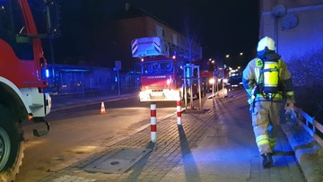 Pożar kamienicy w Opolu. Nie żyje dwóch mężczyzn