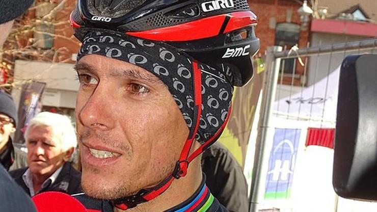 Były kolarski mistrz świata poturbowany przez pijanego kierowcę