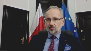 Minister zdrowia: planujemy zaszczepić całą populację dorosłych