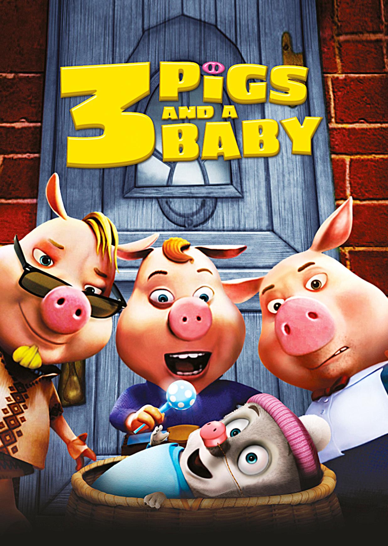 Opowieści Dziwnej Treści 1 Trzy świnki 2008 Oglądaj Film Online W Ipla Tv