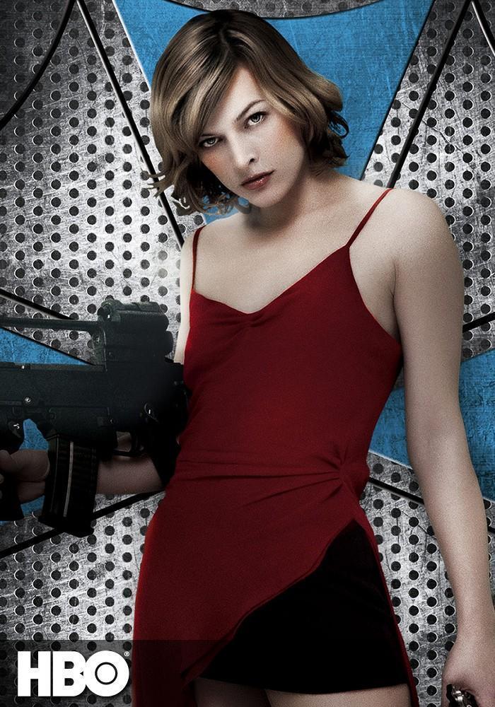 Resident Evil: Domena zła