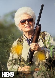 Wszystko o Ann: Gubernator Richards Teksasu
