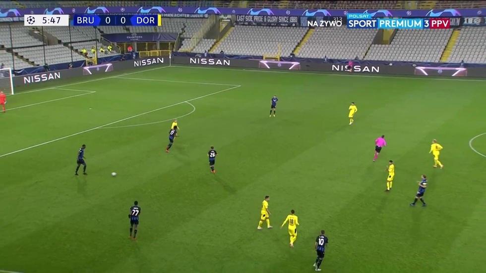 Club Brugge - Borussia Dortmund