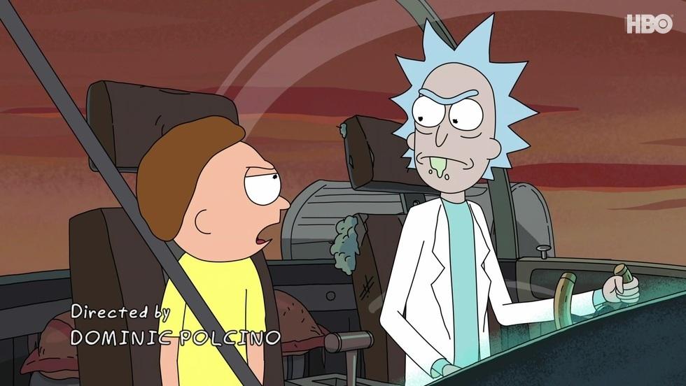 Rick i Morty II, odc. 9