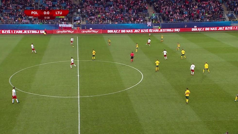 Polska U21 - Litwa U21