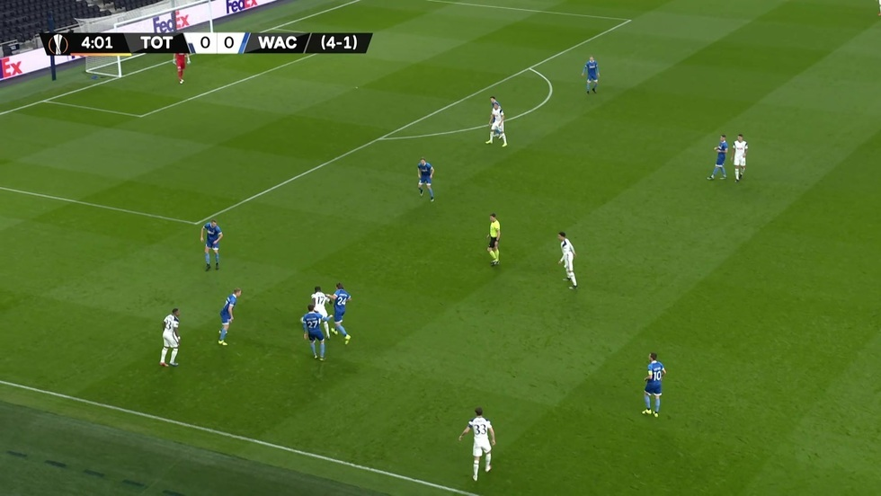 Tottenham Hotspur Londyn - Wolfsberger AC