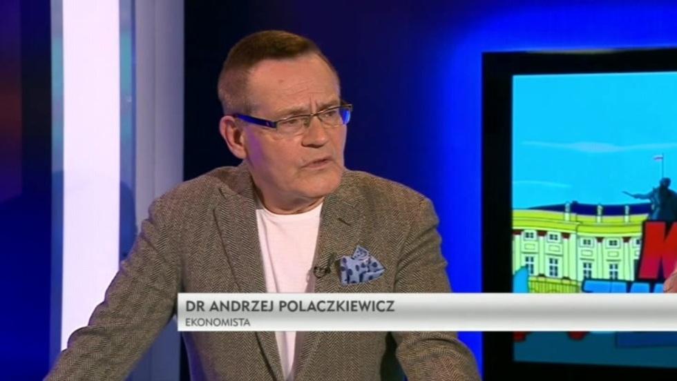 Krzywe zwierciadło - dr Andrzej Polaczkiewicz