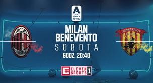 Milan - Benevento (zapowiedź)