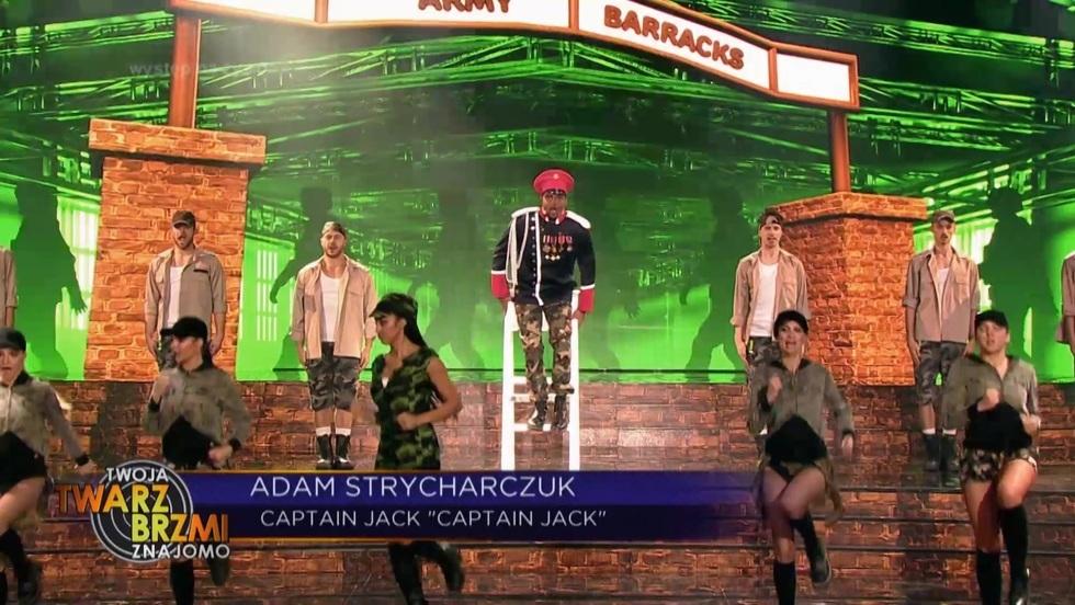 Eurodance z lat 90., czyli Captain Jack