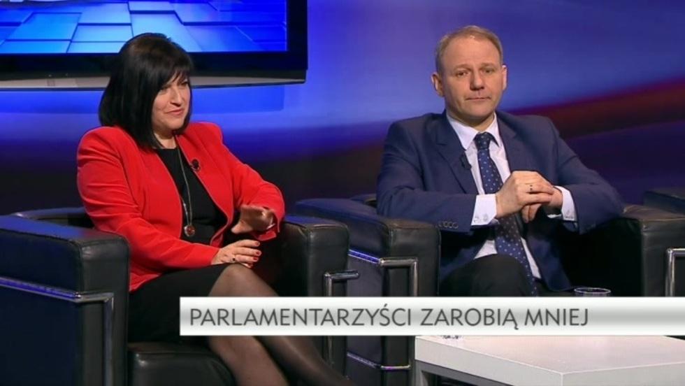 Salon Polityczny - Urszula Rusecka, Agnieszka Ścigaj, Jacek Protasiewicz