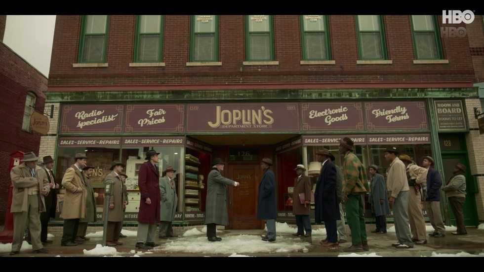 Fargo IV, odc. 1