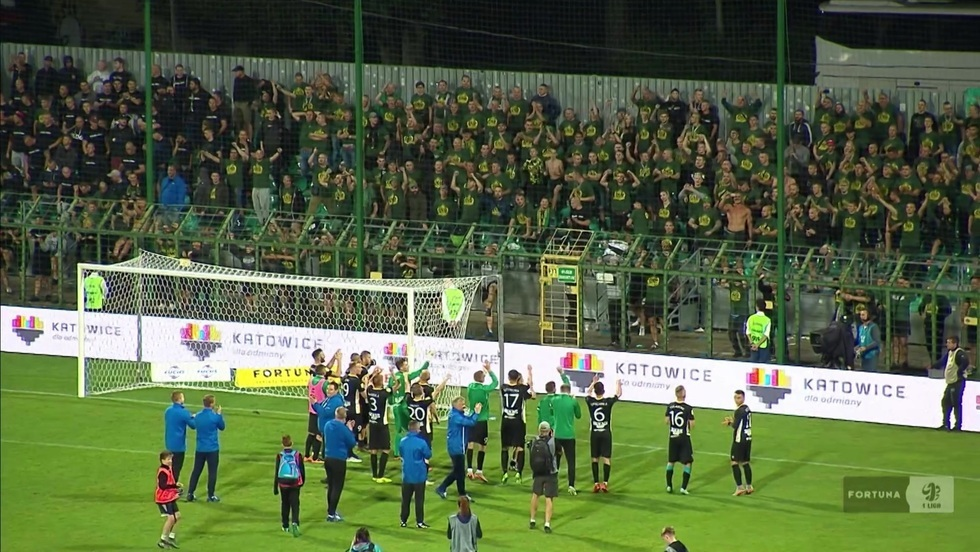Magazyn Fortuna 1 Ligi - 7. kolejka