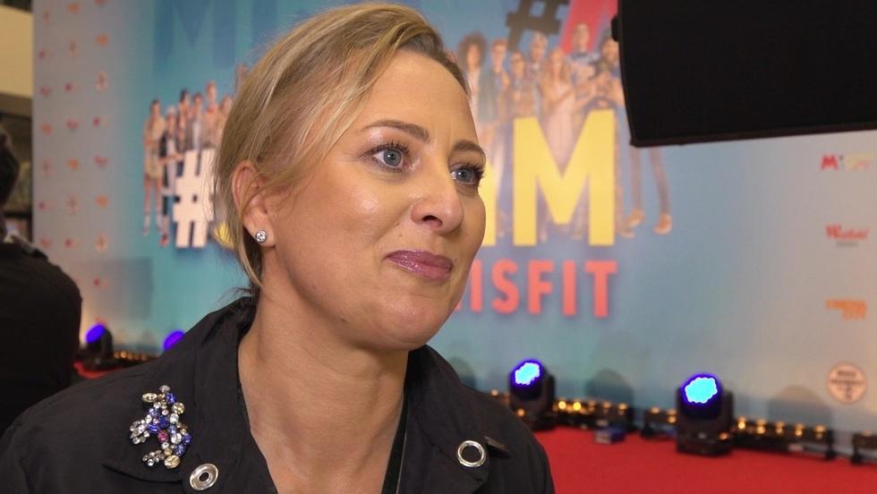 "Tamara Aagten-Margol, producentka filmu ""#Jestem M. Misfit"""