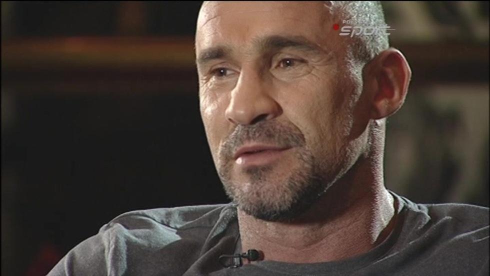 Kulisy sportu - wywiady Romana Kołtonia: Przemysław Saleta