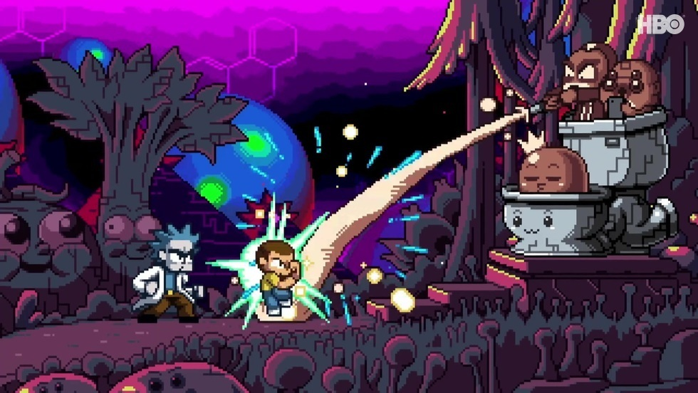 Rick i Morty: Generator wiecznego koszmaru (odc. specjalny)