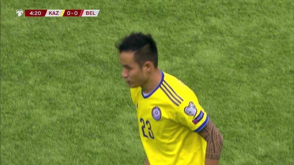 Kazachstan - Belgia