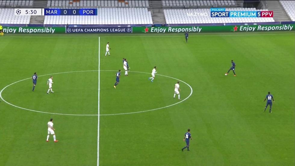 Olympique Marsylia - FC Porto