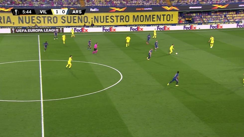 Villareal CF - Arsenal Londyn