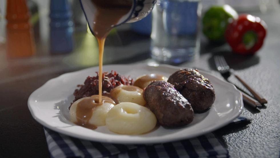Sekrety Polskiej Kuchni  – Rolada wołowa
