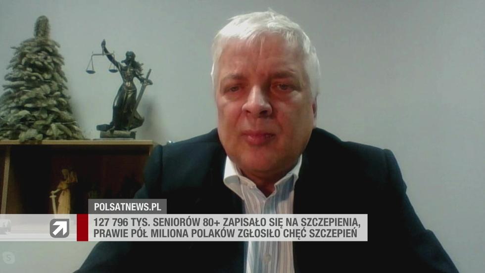Gość Wydarzeń - prof. Robert Gwiazdowski