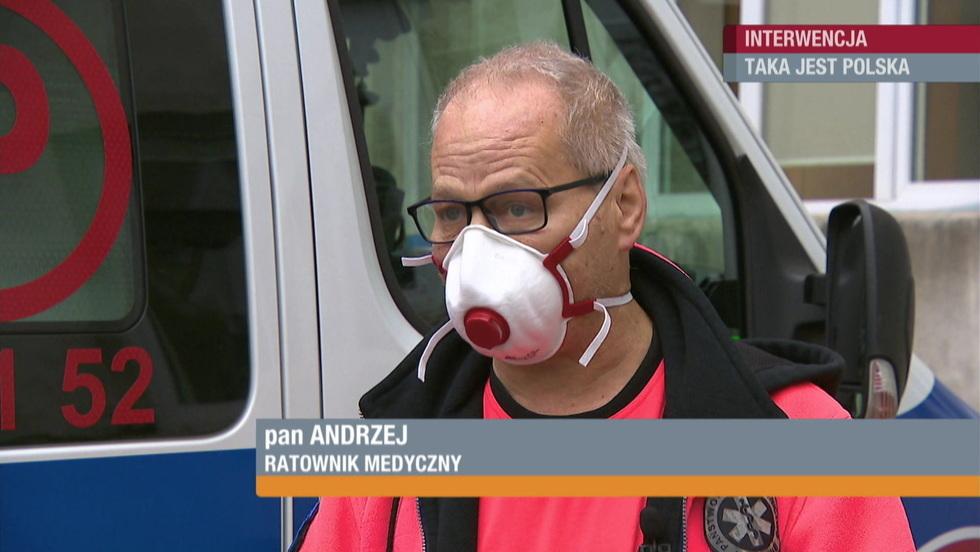 """Interwencja. Taka jest Polska - """"Szpitale tymczasowe a walka z koronawirusem"""""""