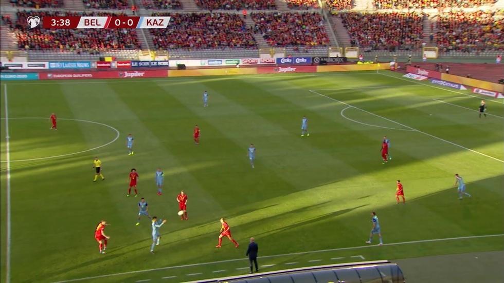 Belgia - Kazachstan