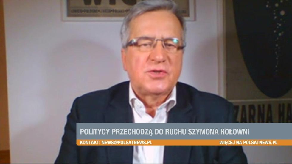 Prezydenci i premierzy - 20 lat Platformy Obywatelskiej