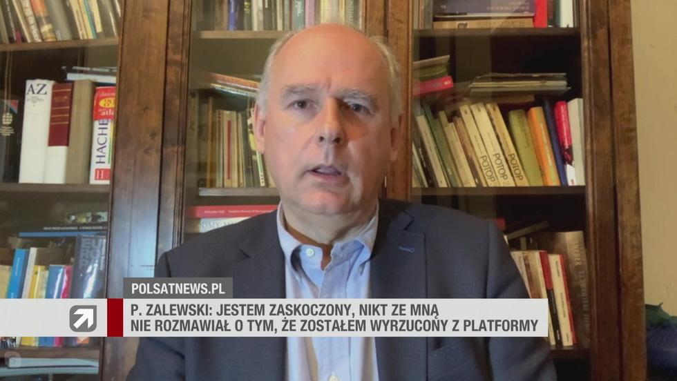 Gość Wydarzeń - Paweł Zalewski i prof. Andrzej Fal