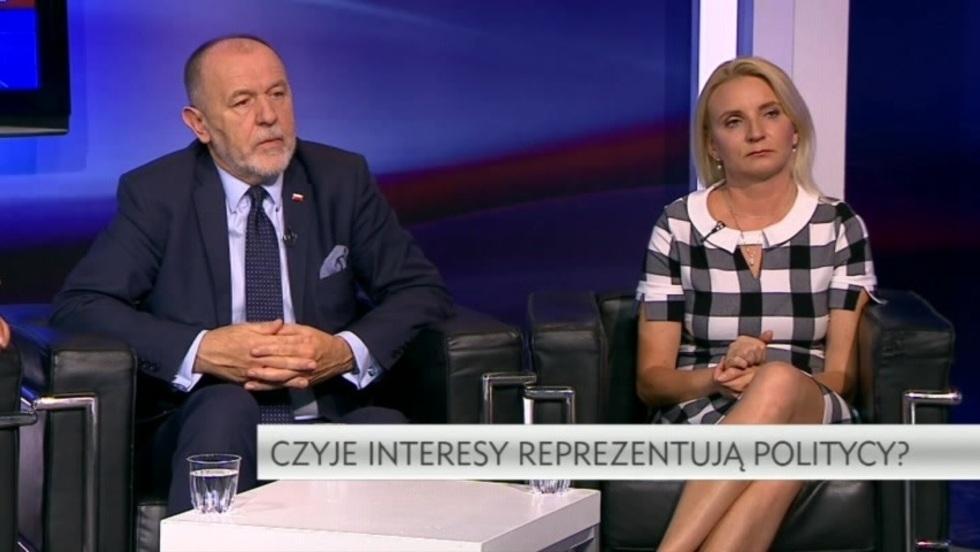 Salon Polityczny - Joanna Kluzik-Rostkowska, Agnieszka Ścigaj, Jan Mosiński
