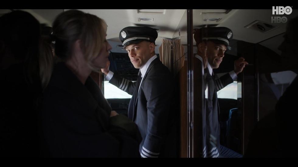 Stewardesa I, odc. 4