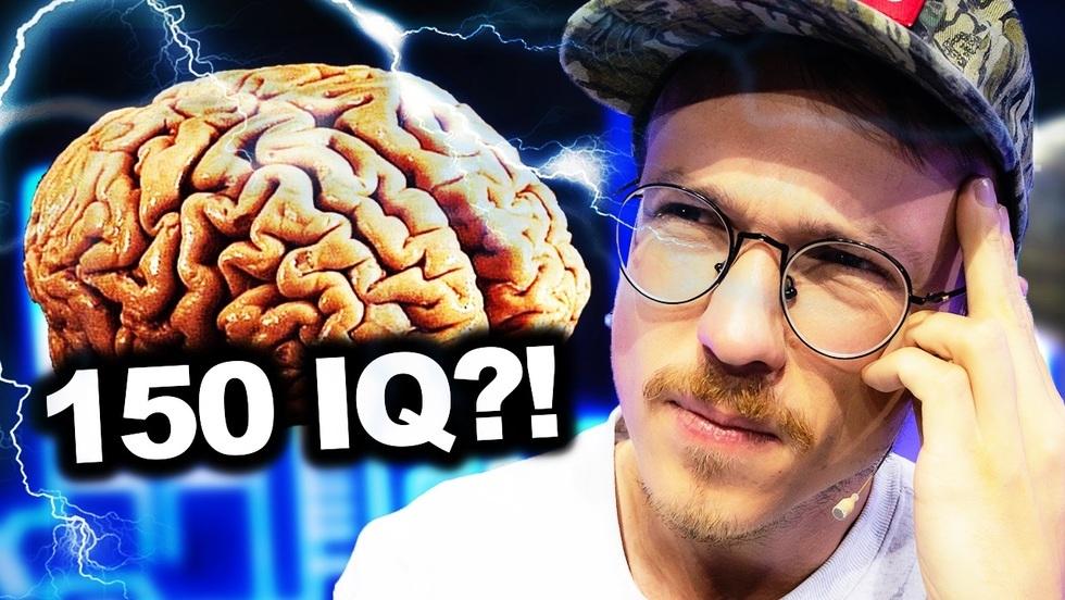 Ile IQ ma Krzysztof Gonciarz?