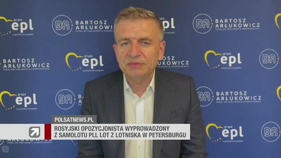 Gość Wydarzeń - Bartosz Arłukowicz